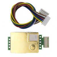 MH-Z19 sensor infrarrojo co2 para monitor co2 MH-Z19B Sensor infrarrojo de dióxido de carbono co2 gas 0-5000ppm