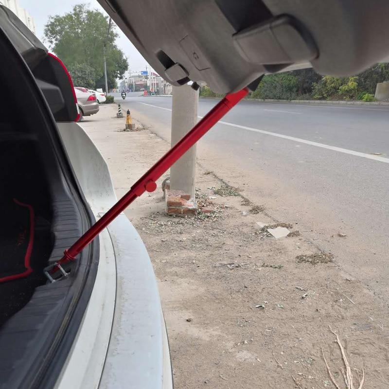 car beauty stand Aluminum alloy Hood Prop tools kit car body repair tools car beauty engine cover repair kit car