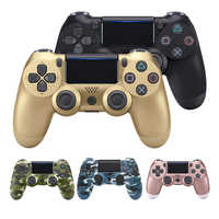 Bluetooth Wireless Joystick for PS4 Controller Fit For PlayStation 4 Console For Dualshock 4 Gamepad For PS3 Console
