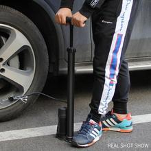 Портативный Черный инструмент для горного велосипеда, напольный насос для велосипеда, воздушный насос для путешествий, велосипедный насос,...