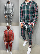 Новый мужской комплект спортивный костюм мужские спортивные