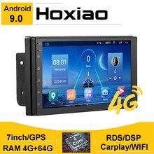 Android 2 Din 8CORE autoradio Per Volkswagen Nissan Hyundai Multimedia Video Player auto Universale Stereo AM RDS DSP GPS MAPPA