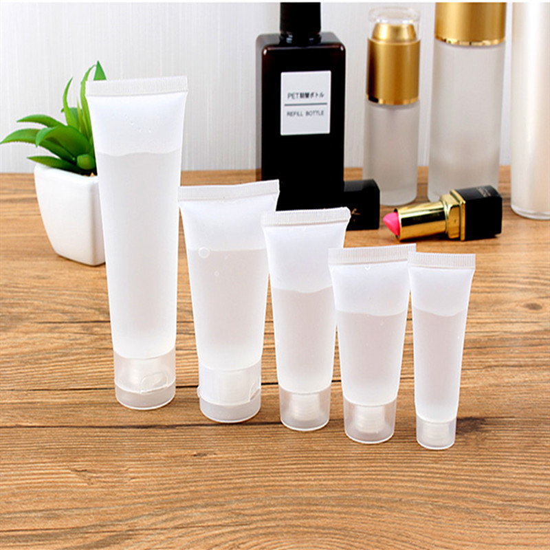 Hot New Empty Tubes Cosmetic Cream Travel Lotion Containers Bottle