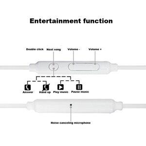 Image 5 - Samsung orijinal EO EG920 S6 kulaklık In ear kontrol hoparlör kablolu 3.5mm kulaklık mikrofon ile 1.2m kulak spor kulaklık