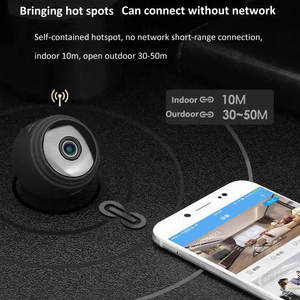 Image 5 - Mini WiFi Camera 1080P HD Wireless IP P2P Camera Small Micro Cam Motion Detection Night Vision Home Monitor Security Camcorders