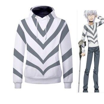 Chaquetas abrigos Toaru Majutsu sin índice acelerador Sudadera con capucha cosplay sudaderas con capucha