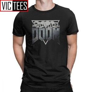 Męska koszulka Doom Eternal 100 najwyższej jakości bawełna koszulka gra Conan barbarzyńca Thulsa wąż kult T koszula odzież 3D drukowane