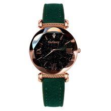 Gogoey zegarki damskie 2019 luksusowe panie zegarek Starry Sky zegarki dla kobiet moda seks kol saati diament Reloj Mujer 2019 tanie tanio REBIRTH QUARTZ 3Bar Klamra Moda casual STAINLESS STEEL Nie pakiet Odporne na wodę Skóra 34mm montre femme 24cm Hardlex