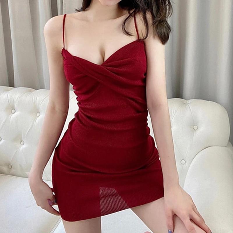 Sex Red Dress