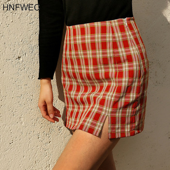 2020 Fashion Women Skirt Sexy Tartan multicolor A-line Skirts High Waist short skirts with Two Small Front  Girl V911 hot sell v911 v911 1 upgrade version v911 pro v911 2 4 channel 2 4ghz gyroscop remote control rc helicopter vs syma f1 f3