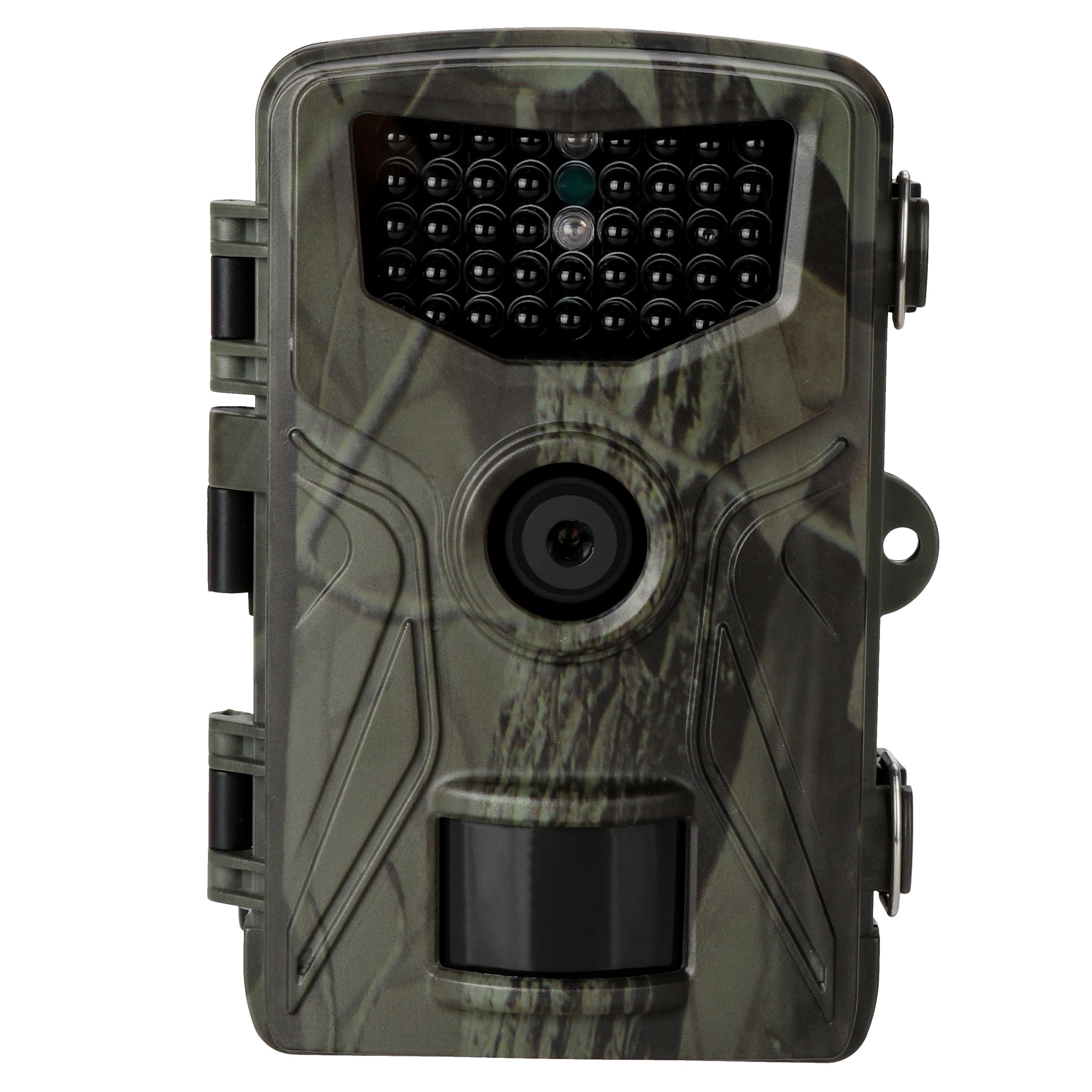 Cámara de rastreo para caza de vida salvaje, videocámara de visión nocturna HC804A 1080P 20MP, seguimiento inalámbrico, vigilancia, trampa de fotos