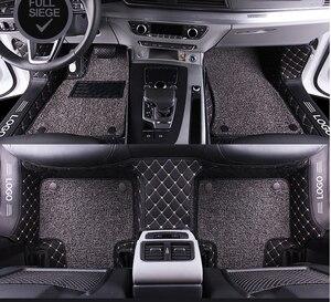 Image 5 - الكلمة حصيرة غطاء كامل السجاد لجيلي أطلس جيلي السيارات emgrand X7 1 مجموعة