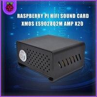Raspberry Pi HiFi ES9028Q2M amplifier 100MHz X20R high quality transformer power supply