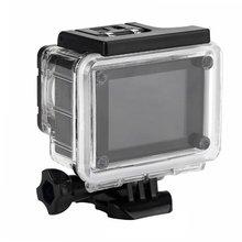 """4K 30FPS 16MP экшн-камера Full HD 1080P 60fps Водонепроницаемая камера Wifi видеокамеры 170D мини 2,"""" ЖК-видео Спортивная камера"""