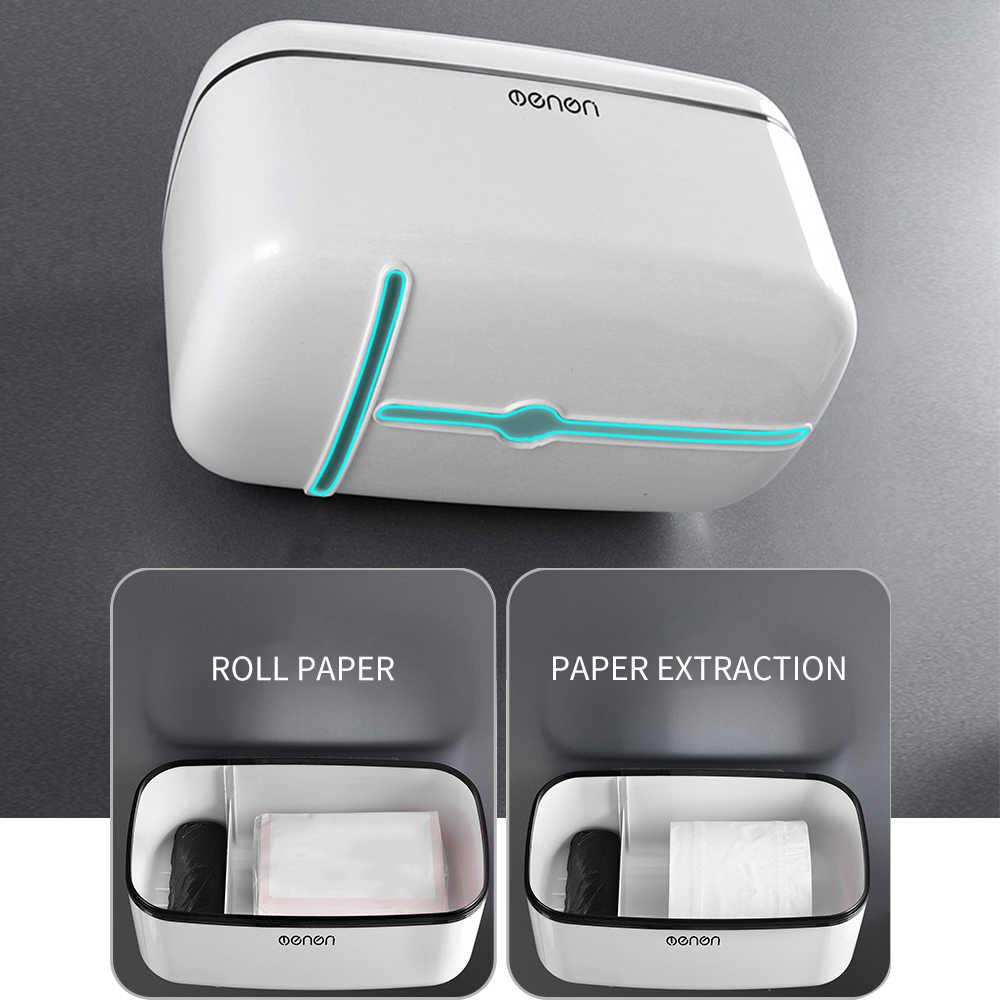 Menen MNZJH-260 podajnik ręczników papierowych do montażu na ścianie uchwyt na ręcznik papierowy toaleta wc podajnik ręczników papierowych Papier kuchenny pudełko do przechowywania