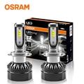OSRAM H7 Светодиодные Автомобильные фары H11 H1 H4 светодиодные лампы HB4 HB3 9005 9006 светодиодные фары автомобильные лампы 12 В 19 Вт 6000 К увеличение ярко...