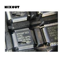 10 قطعة ~ 100 قطعة/الوحدة STM32F303CCT6 STM32F303 CCT6 LQFP 48 الأصلي المنتج