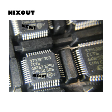 10PCS~100PCS/LOT STM32F303CCT6 STM32F303 CCT6 LQFP 48 Original Product