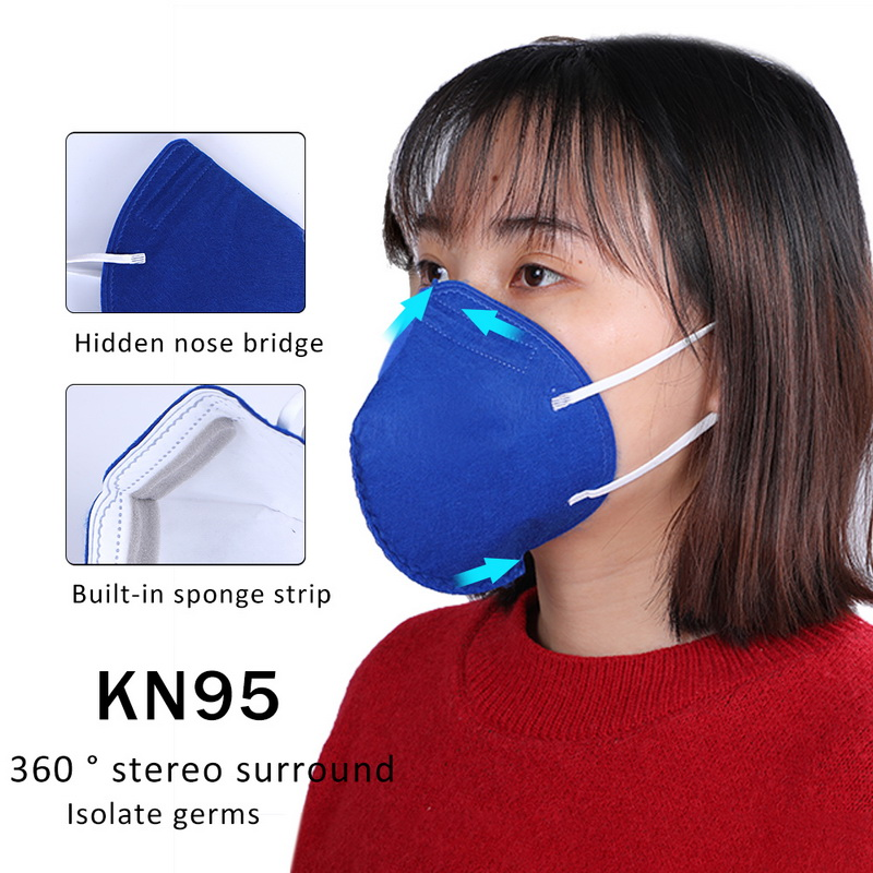 1/3/5/10Pcs High Quality KN95 Masks Anti Virus Formaldehyde Adult Kids Health Prevent Pneumonia Particulate Respirator Masks