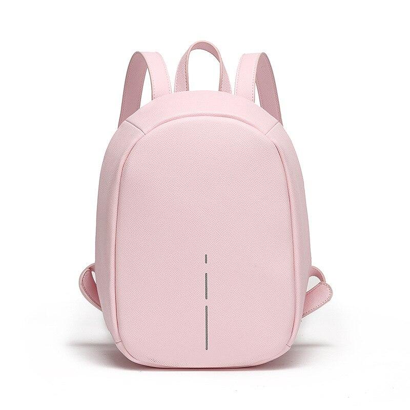 Trendy Fashion Women's Bag New Casual Wild Simple Multifunctional Backpack Ladies Bag Female Models