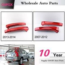 CAPQX Car-styling tylne światło hamowania tylne światło dla KlA Sportage 2007-2015 lampa światła stop tylne światło ostrzegawcze światło tylne