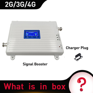 Image 4 - 4g Repeater 900 2100 mhz 2G 3G 4G dual Band Signal Booster GSM WCDMA LTE DCS 4G Cellphone Signal Repeater Cellular Amplifier
