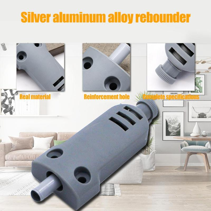 Kitchen Cabinet Catches Furniture Cupboard Protect Damper Buffer Environmental Door Stopper Furniture Hardware Accessories