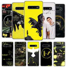 Twenty One Pilots Yellow Cover Phone Case For Samsung Galaxy