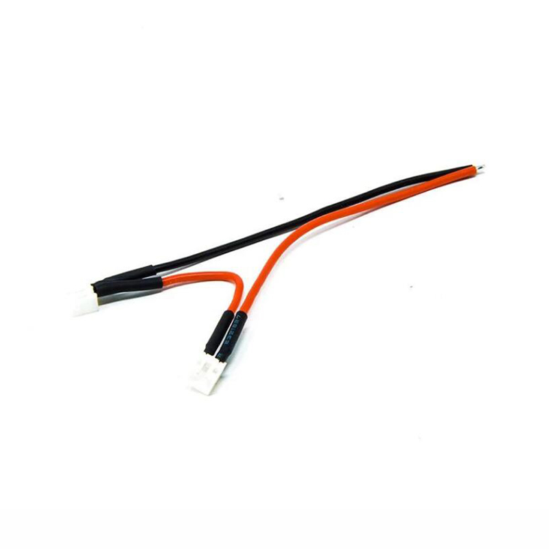 High Quality URUAV 2S PH2.0 Pigtail Solid Pin 20AWG 100mm Solering Power Cable Wire for TRASHCAN Mobula7 Whoop FPV Racing Drone