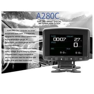 A208C Head-Up Display Smart Ca