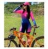 Xama ciclismo ciclismo skinsuit das mulheres manga longa bicicleta wear macacão conjunto roadbike mtb roupas ir pro tri sui 7