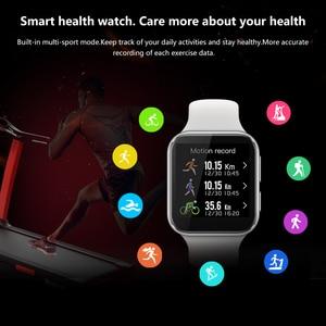 Image 4 - GTA 1.4 Inch Smart Watch Men Full Touch Fitness Bracelet IP67 Waterproof P8 SE GTS Smartwatch Women For Xiaomi Redmi Apple 2020