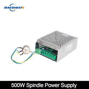 Image 1 - 500W 110V/220V Adjustable Power Supply 110V/220V Mach3 Power Supply With Speed Control For CNC Spindle Motor Engraver Machine