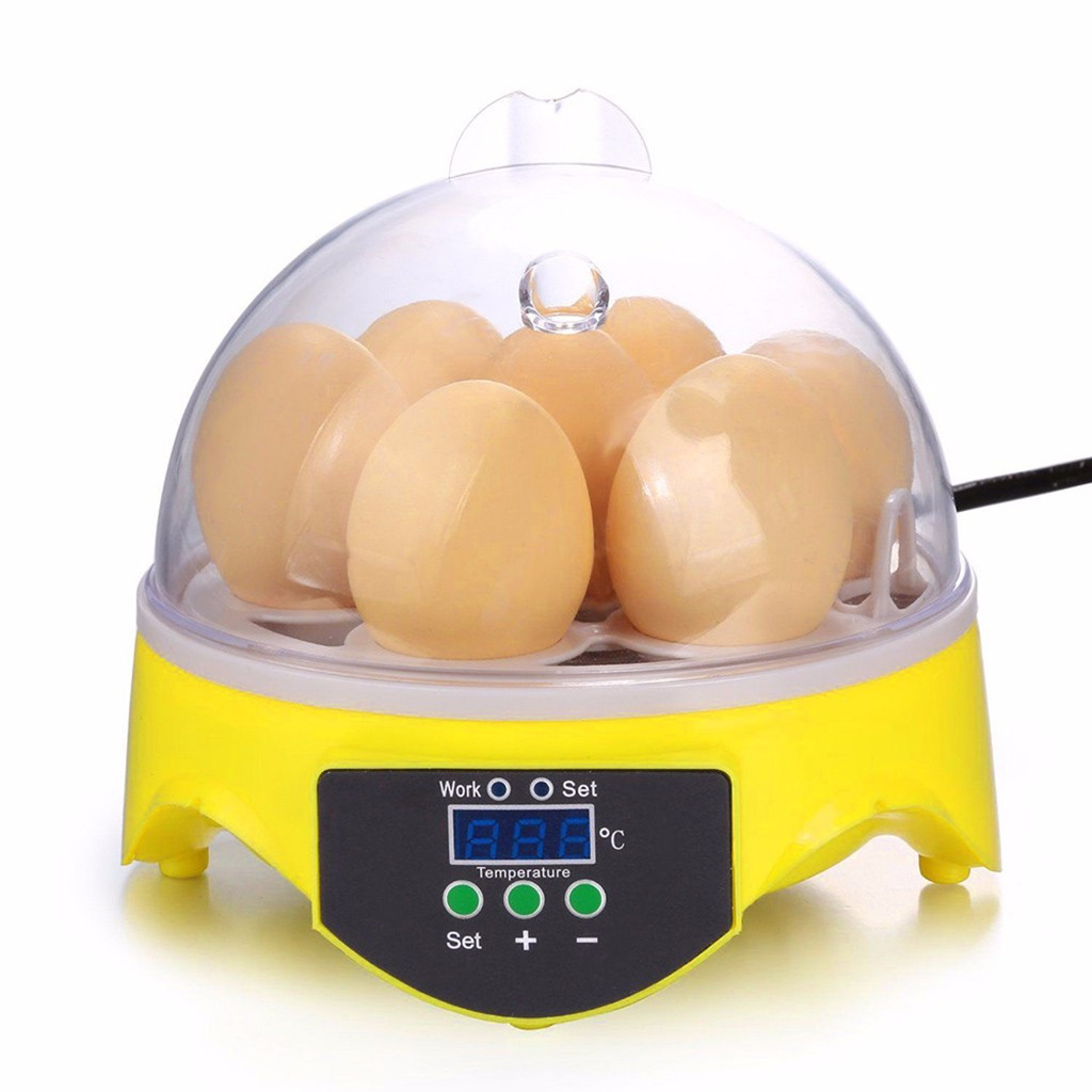 Mini Digital Egg Hatching Incubator With LED Display for Chicken And Duck 5