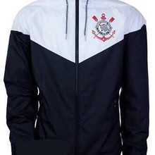 Мужская футбольная куртка Corinthians на весну и осень