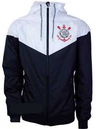 Corinthians Men Spring And Autumn Football Coat