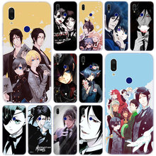 Hot Black Butler Anime Soft Silicone Case for Xiaom