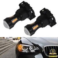 Nessun errore ambra PY24W 5200s lampadine a LED per Audi A4 B8 Q5 BMW X3 E90 E92 E83 E70 F10 F11 F07 Mercedes W221 indicatori di direzione anteriori