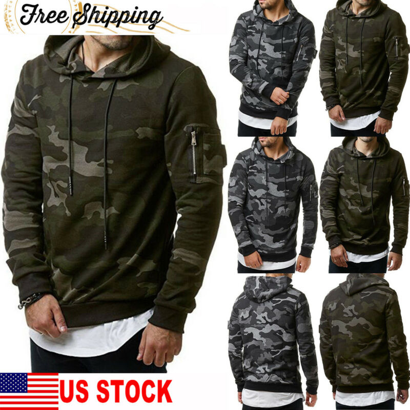 Military Jacket Men Winter Fleece Hoodies Navy Camouflage Sweatshirt Coats Men Clothes Casual Thick Warm Hoodie Outerwear 4XL
