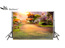 Beebuzz photo backdrop childrens fairy tale decoration background