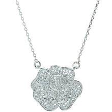Ожерелье чокер женское многослойное с кристаллами 3 цвета