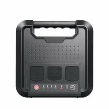 Mini Portable Energy Storage Power Charging Battery Mobile Power Single Port 220V For Camping Travel Emergency Reserve