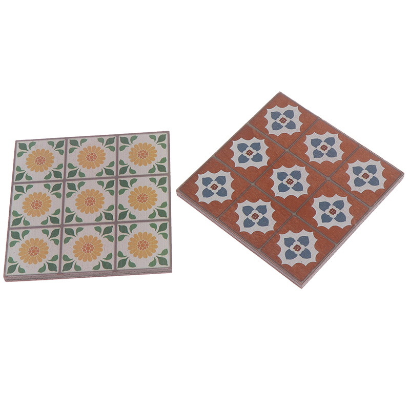 1/12 Scale Dollhouse Miniature Area Rug/Carpet/Mat Floor Coverings For Dolls House Any Rooms Furniture Decor Accessories