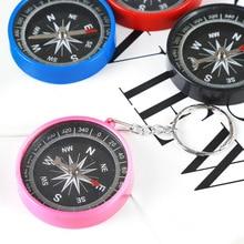 Premium 1pcs Pocket Mini Camping Hiking Compasses Travel Compass Navigation Wild Survival Tool Hiker Navigation Gifts