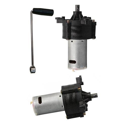 6 v 24 v gerador de manivela a mao diminuto gerador 1500ma gerador de vento