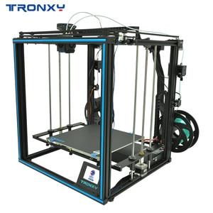 Image 5 - 最新tronxy X5ST 500 2E/X5SA 400 2E/X5SA 2E大きな3Dプリンタ2で1アウトダブルカラー押出機サイクロプスシングルヘッド
