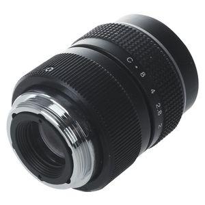 Image 4 - Television TV Lens/CCTV Lens for C Mount Camera 25mm F1.4 in Black