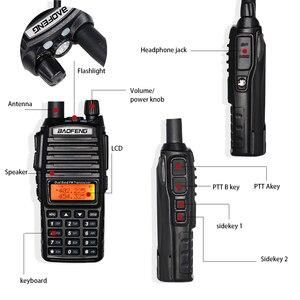Image 3 - 8W Dual Band Walkie Talkie 10km Baofeng UV 82 FM Transceiver Portable CB Ham Radio 128CH VHF/UHF UV 82 Two Way Radio 2800mAh