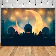 Mocsicka Arabian Nights Decor Backdrop Birthday Photocall Background Photo Studio Aladdins lamp Photography Backdrops