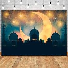 Mocsicka arabskie noce wystrój tło urodziny Photocall tło zdjęcie Studio Aladdins lampa fotografia tła